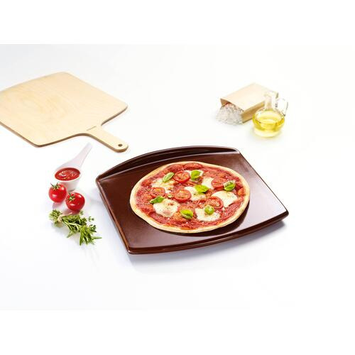 HBS 60 - Gourmet baking stone for achieving the same results as if baked in a stone oven.