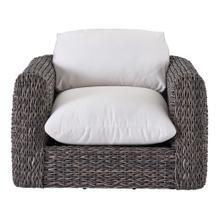 See Details - Montauk Swivel Lounge Chair