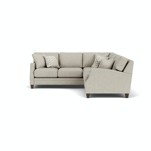 Flexsteel Home - Lennox Sectional