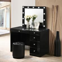Morgan Vanity Base Black