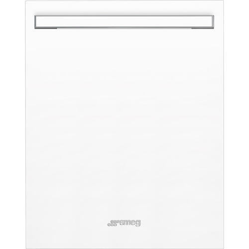 Portofino dishwasher door panel, White
