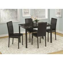 Luxor 5pc Dining Set