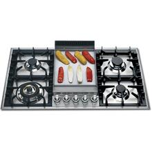 36 Inch Stainless Steel Liquid Propane Cooktop