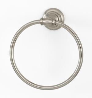 Charlie's Collection Towel Ring A6740 - Unlacquered Brass Product Image
