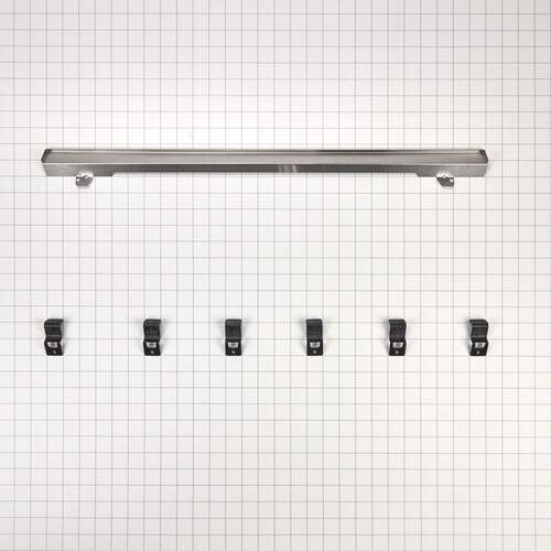 "27"" Stainless Steel Flush Install Trim Kit - Other"