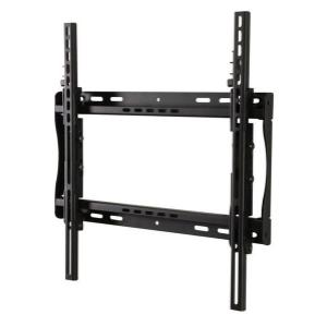 "SmartMountXT Universal Flat Wall Mount for 32""-60"" Displays - Black / Security-hardware"