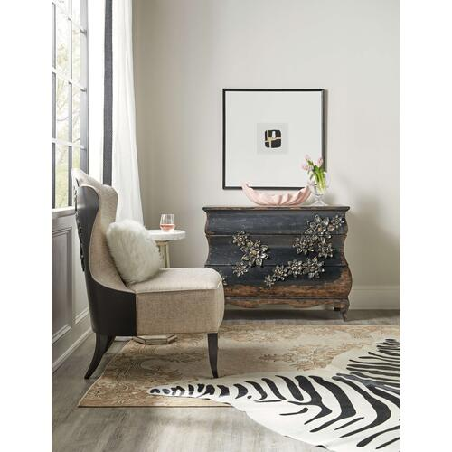 Sanctuary Belle Fleur Slipper Chair