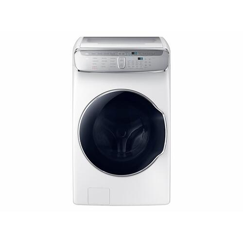 6.0 cu. ft. FlexWash™ Washer in White