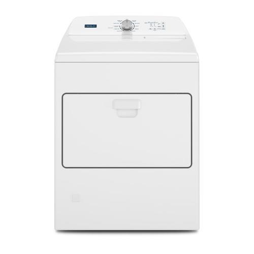 Crosley - Crosley Dryer - Electric Dryer - Black Stainless