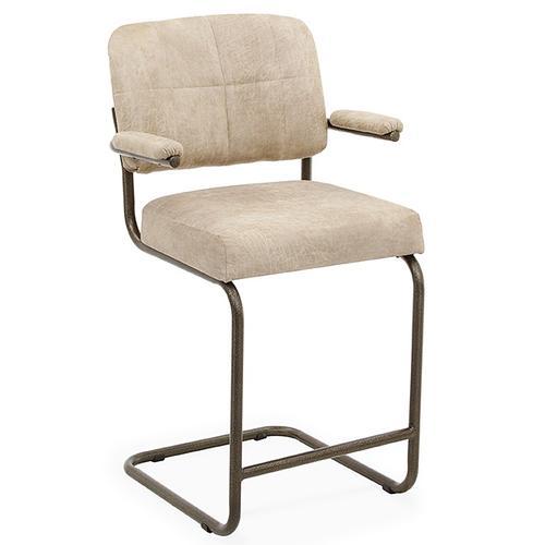Gallery - Breuer Counter Arm Chair (textured bronze)