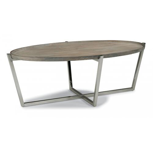 Cadence Oval Coffee Table