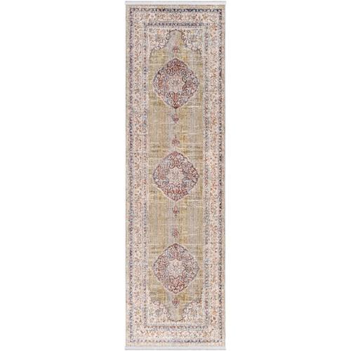 """Surya - Ephesians EPC-2341 2' x 2'11"""""""