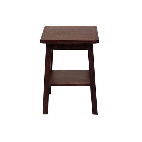 Marks End Table with Shelf, 7557-C