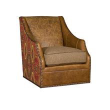 See Details - Heather Swivel Chair, Heather Ottoman