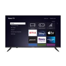 """Element 43"""" 4K UHD HDR10 Roku TV (Frameless)"""