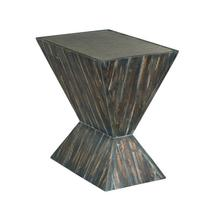 View Product - ANGULAR ACCENT TABLE