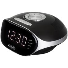 Digital Bluetooth® AM/FM Dual Alarm Clock Radio