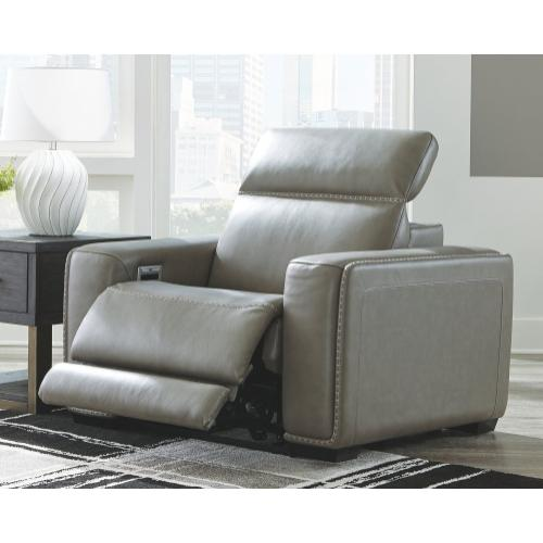 Correze Recliner With Power