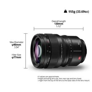 S-X50 Full Frame