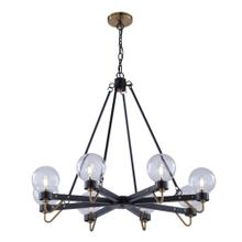 View Product - Chelton AC11428CL Chandelier