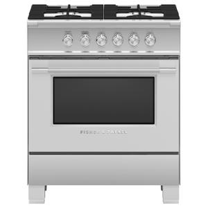 "Gas Range, 30"", 4 Burners Product Image"