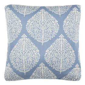 Arctic Fall Pillow - Blue / Natural