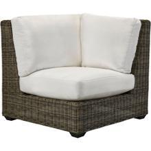 Oasis Square Corner Chair