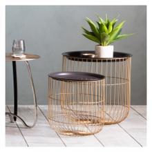 GA Woburn Side Tables (Nest of 2)
