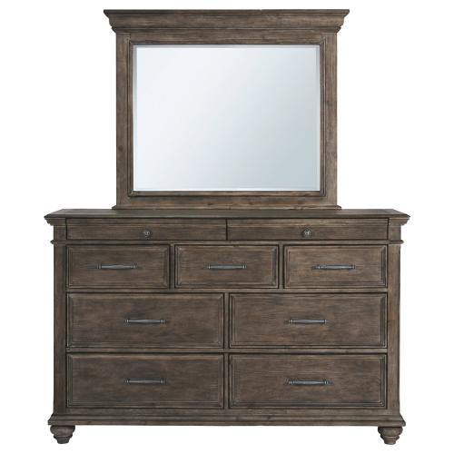 Johnelle Dresser and Mirror