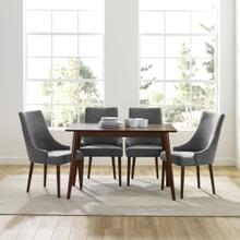 LANDON 5PC DINING SET