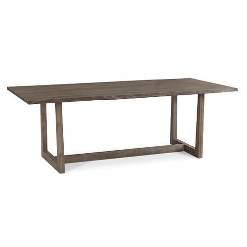Bassett Furniture - Liam Maple Live Edge Dining Table