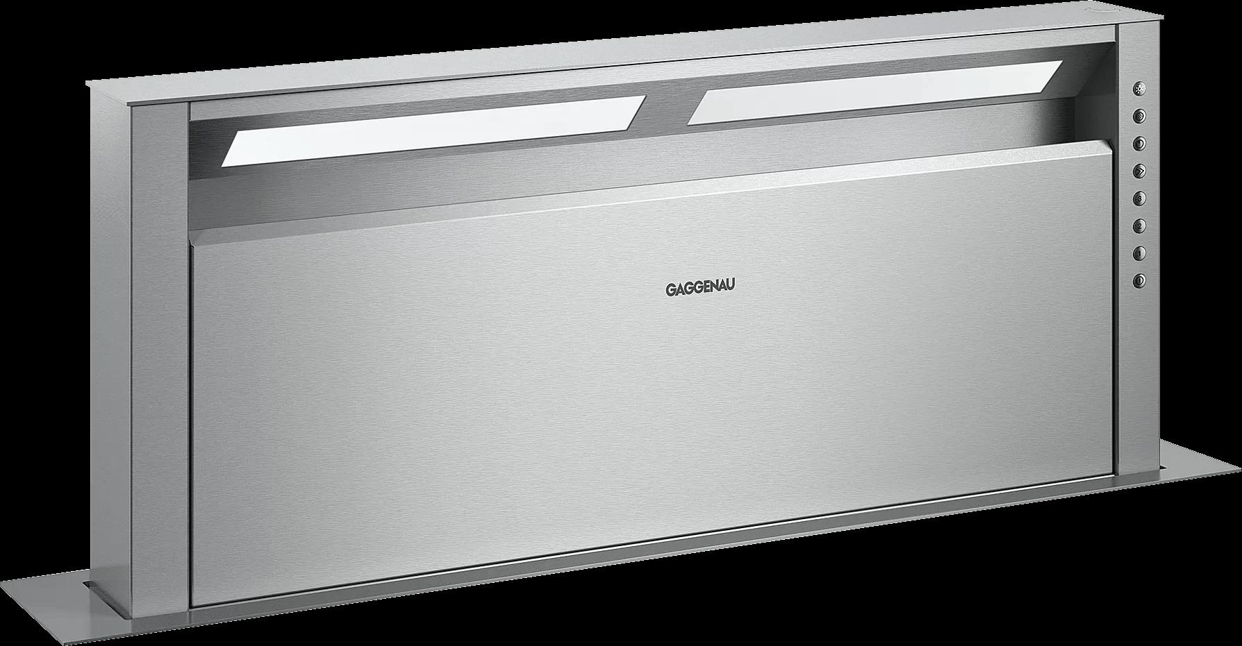 Gaggenau400 Series Backsplash Ventilation 36'' Stainless Steel