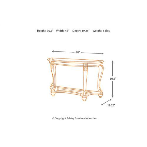 Signature Design By Ashley - Sofa Table