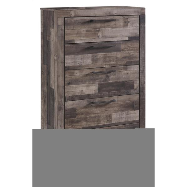 See Details - Derekson Chest of Drawers