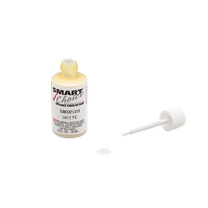 Smart Choice White Touchup Paint Bottle