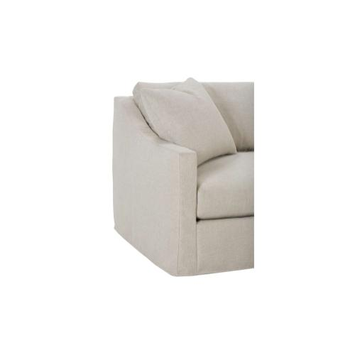Bradford 2 Cushion Slipcover Sofa