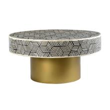 View Product - Bone Inlay Cocktail Table