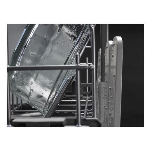 Gallery - 24'' 6-Cycle/6-Option Dishwasher, Pocket Handle - Stainless Steel