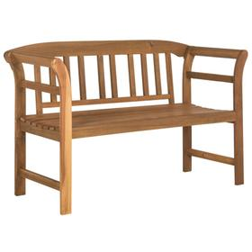 Porterville 2 Seat Bench - Natural