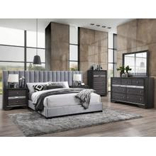 Regata Night Stand Grey