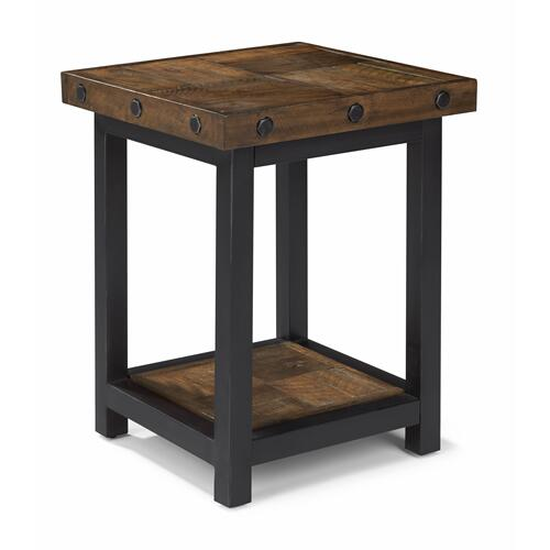 Flexsteel Home - Carpenter Chairside Table