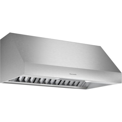 Thermador - Wall Hood 42'' Stainless Steel PH42GWS