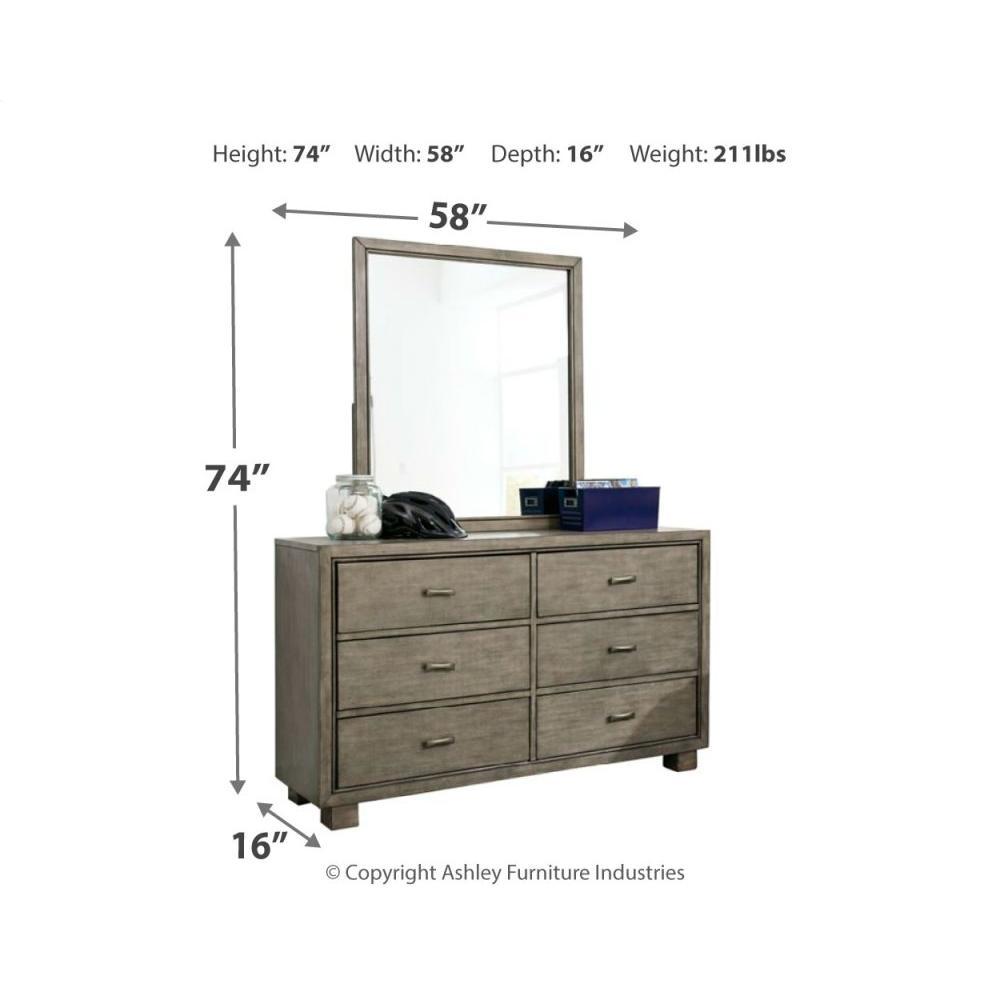 Arnett Dresser and Mirror