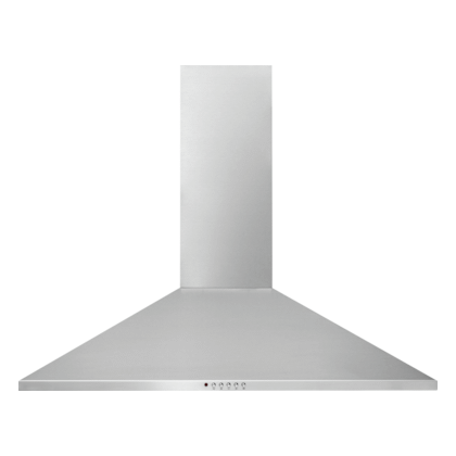 See Details - Frigidaire 30'' Stainless Canopy Wall-Mounted Hood