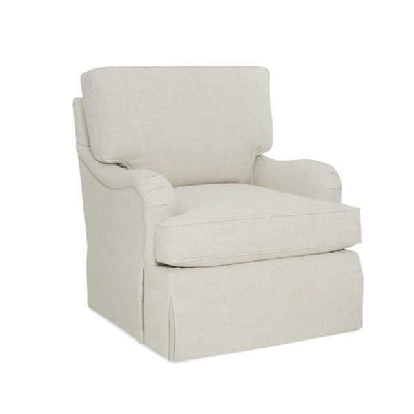 English Arm Swivel Chair
