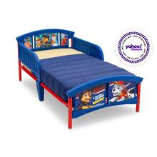PAW Patrol Plastic Toddler Bed - Paw Patrol (1121)