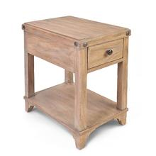 Artisan Landing Chairside Table