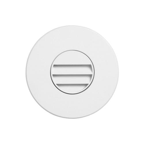 White Round In/outdoor 3w LED Wall Li