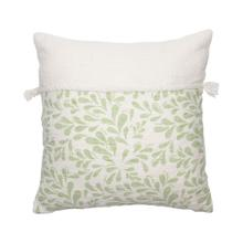 18x18 Printed Branches Pillow