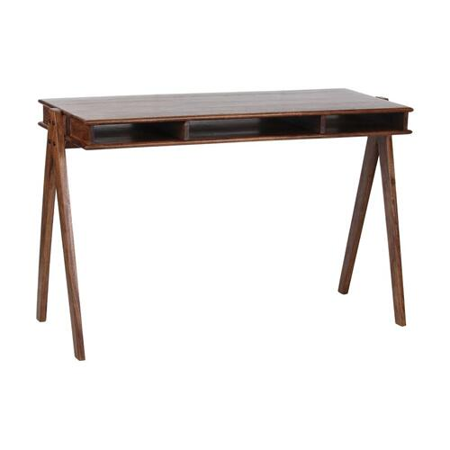 COMING SOON, PRE-ORDER NOW! Portola Walnut Acacia Desk, 1910-090WW